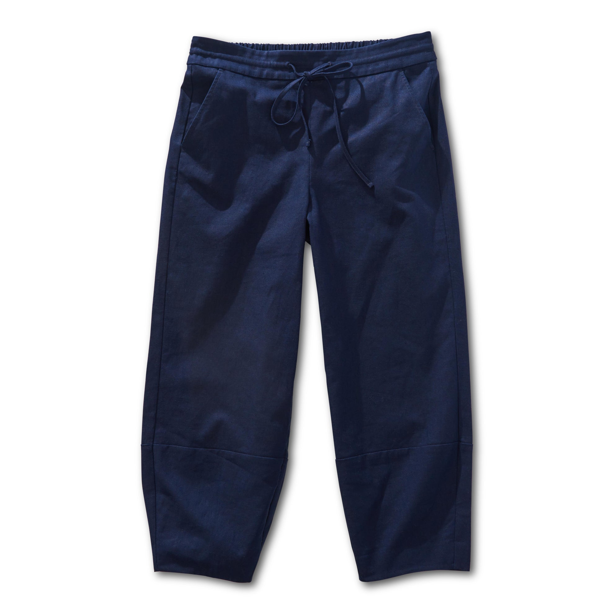 Linen Drawcord Pant