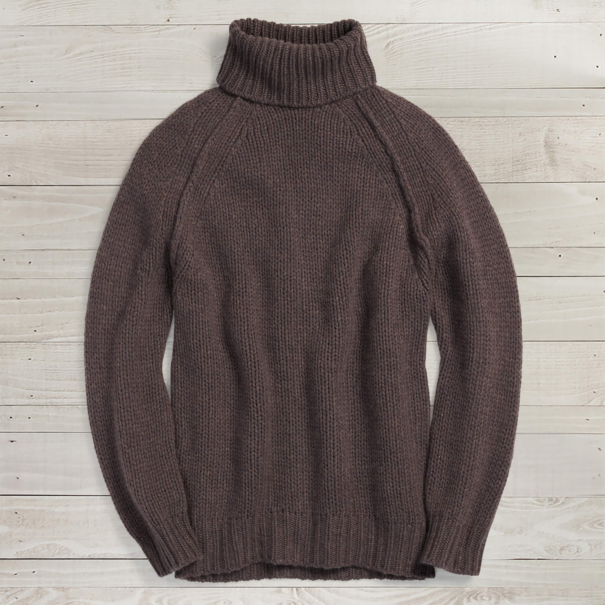 Bryn Mawr Polo-Neck Sweater