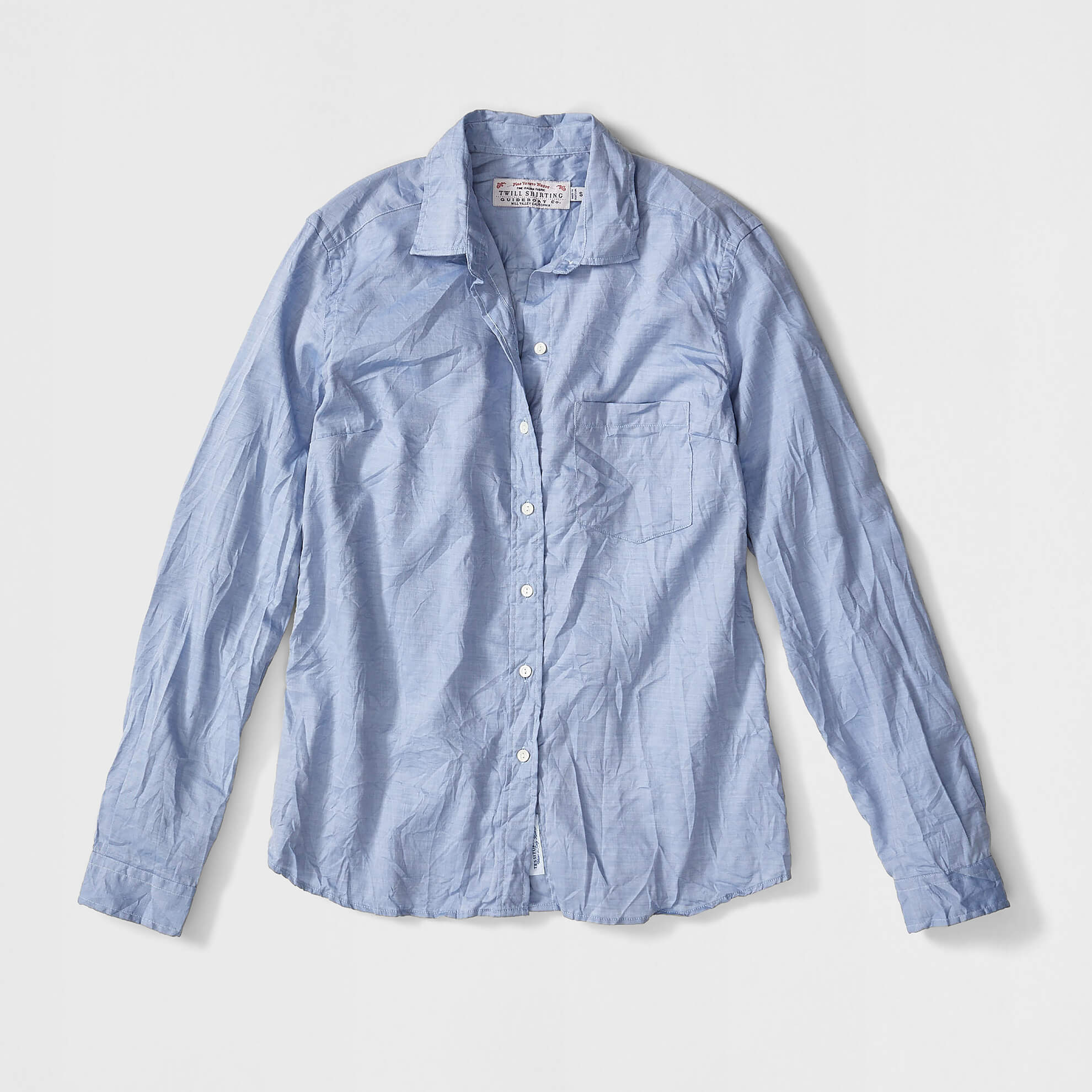 Italian Superfine Twill Shirt
