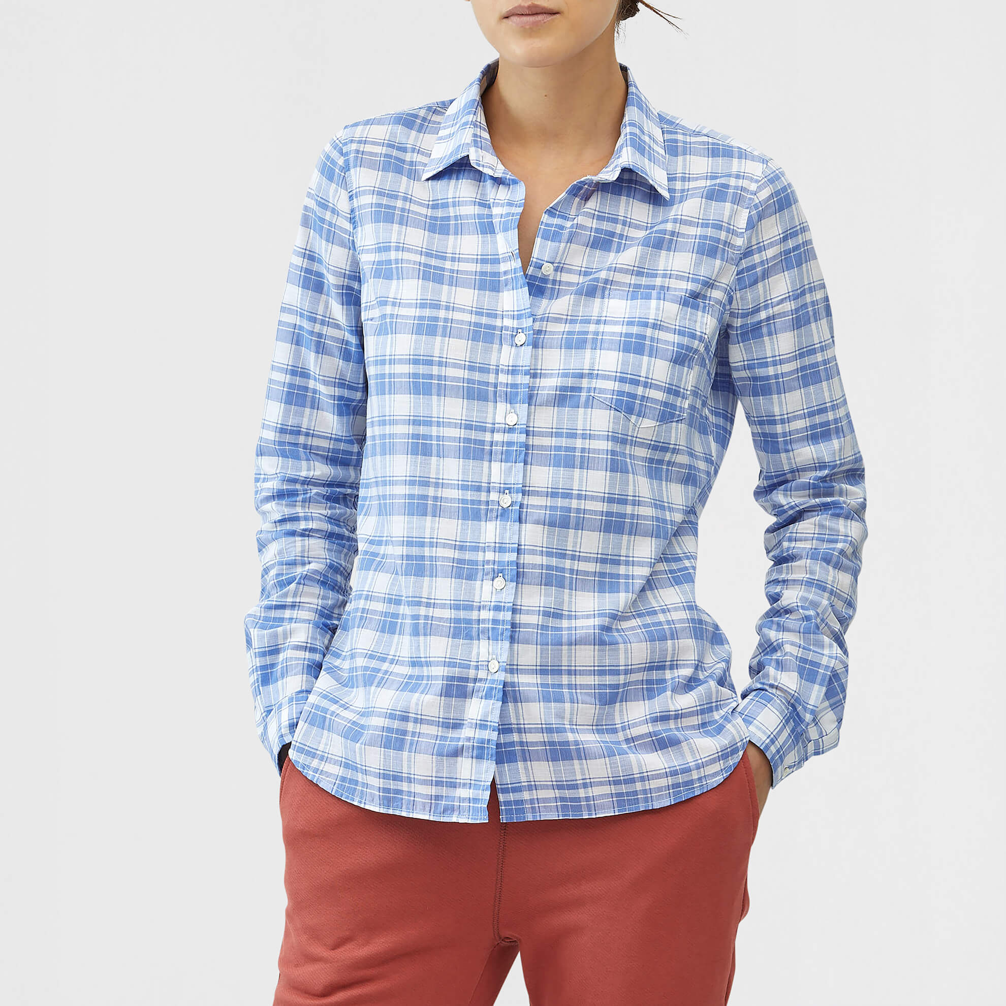 Amalfi Button Down