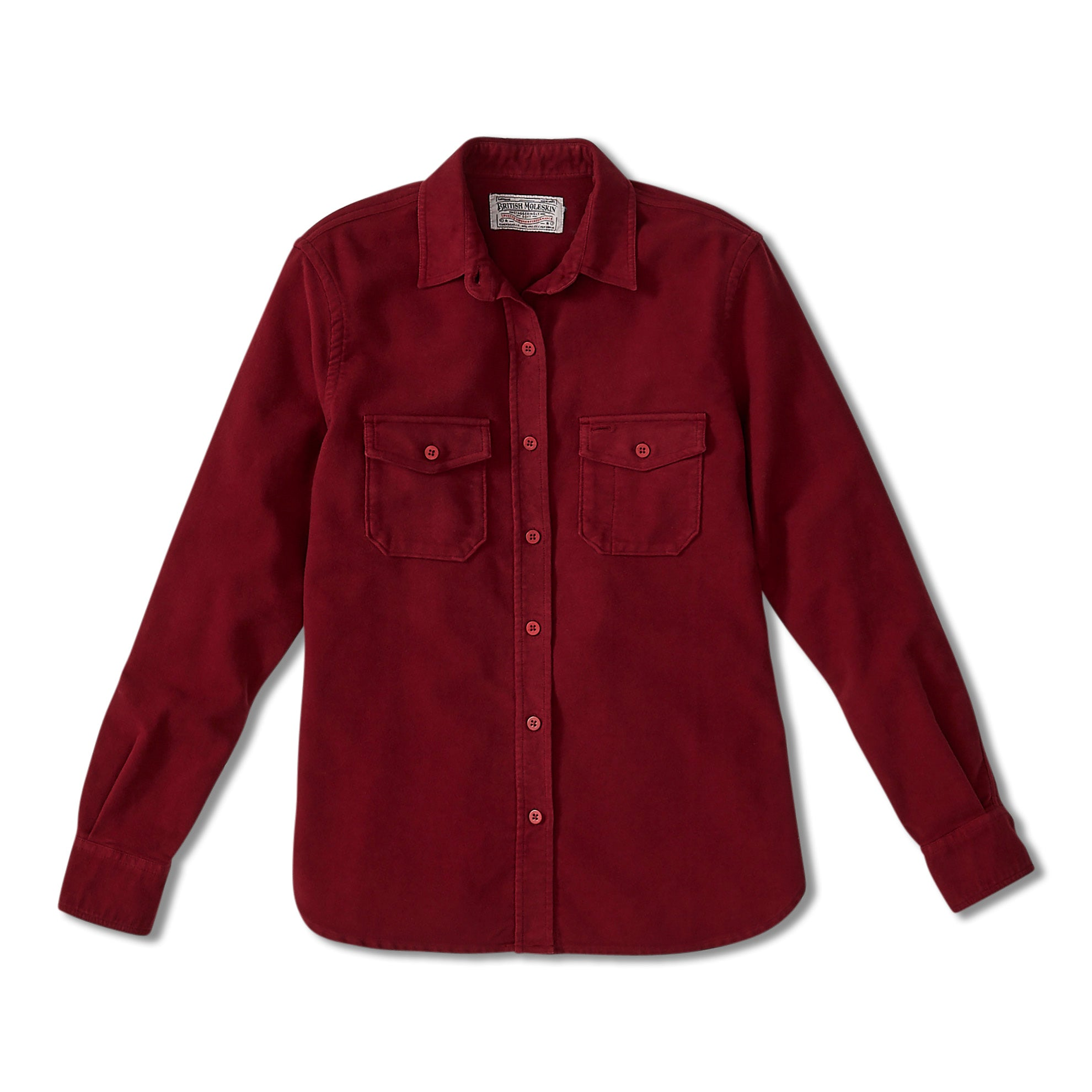 Moleskin Button Down
