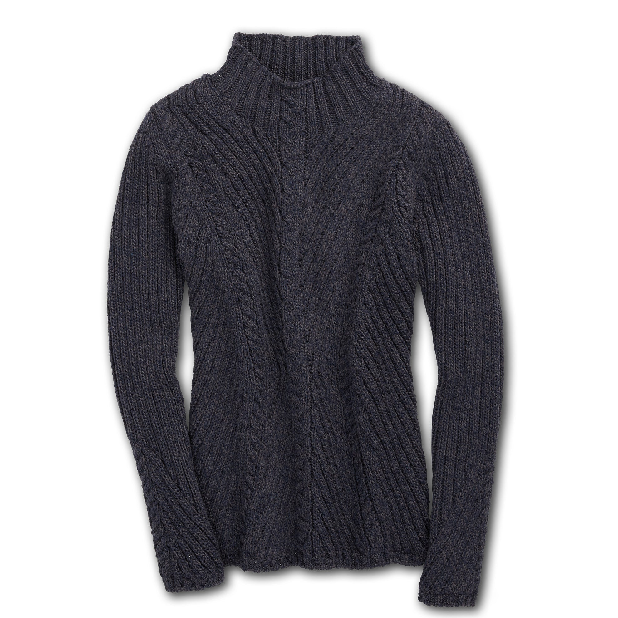 Portroe Cabled Sweater