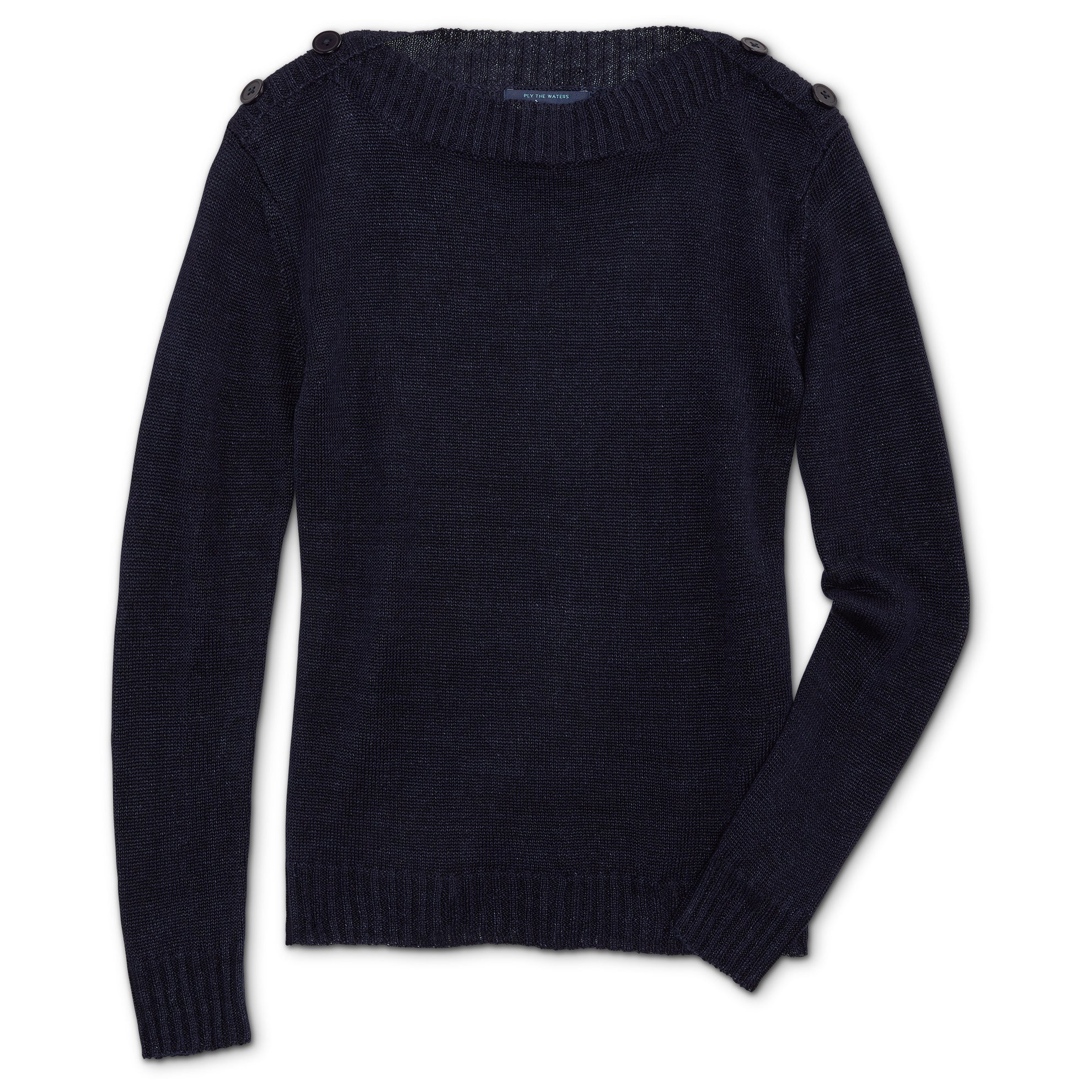 Portofino Boatneck Sweater
