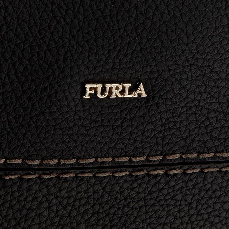 Furla Women's Dori Hobo Body Handbag Leather Zip Closure Water Resistant Small Size 8892FU - SSStyleN.com
