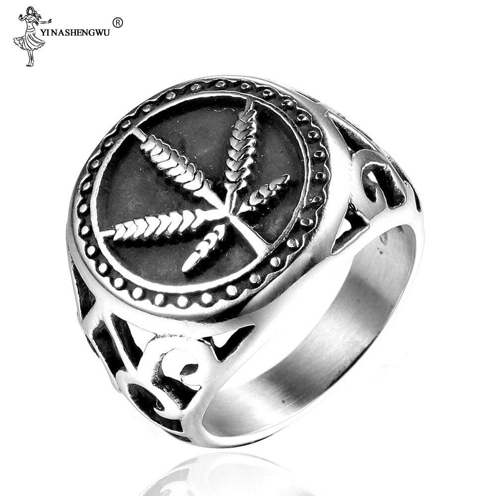 Top Quality Stainless Steel Vintage Ring - SSStyleN.com