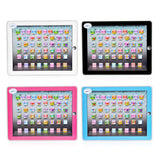 Learning Machine Baby Tablet Educational Toy For Children Electronic Touch Tablet Computer Toy Toddler Learning English Gift - SSStyleN.com