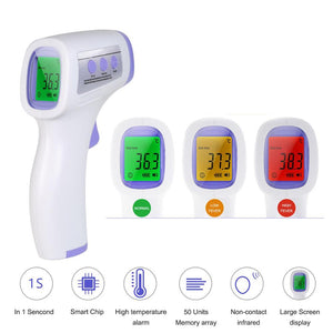 16 types Thermometer Infrared Digital Non-contact Infrared Thermometer LCD Backlight Termometro Infravermelh Dropshipping - SSStyleN.com