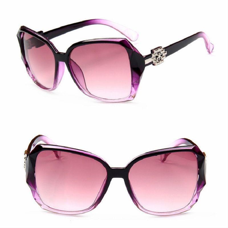 UV400 Fashion Goggle Sunglasses Women Brand Designer Vintage Ring Sun Glasses - SSStyleN.com