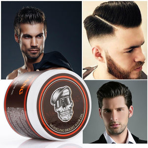 All Natural Long-lasting Hair Wax For Men--Matte Hairstyle Gel - SSStyleN.com