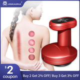 Electric Cupping Suction Scraping Massager - SSStyleN.com