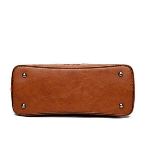 3 Pieces/set Luxury Designer Handbags Women Bags Purses Clutch Bags Composite PU Leather - SSStyleN.com