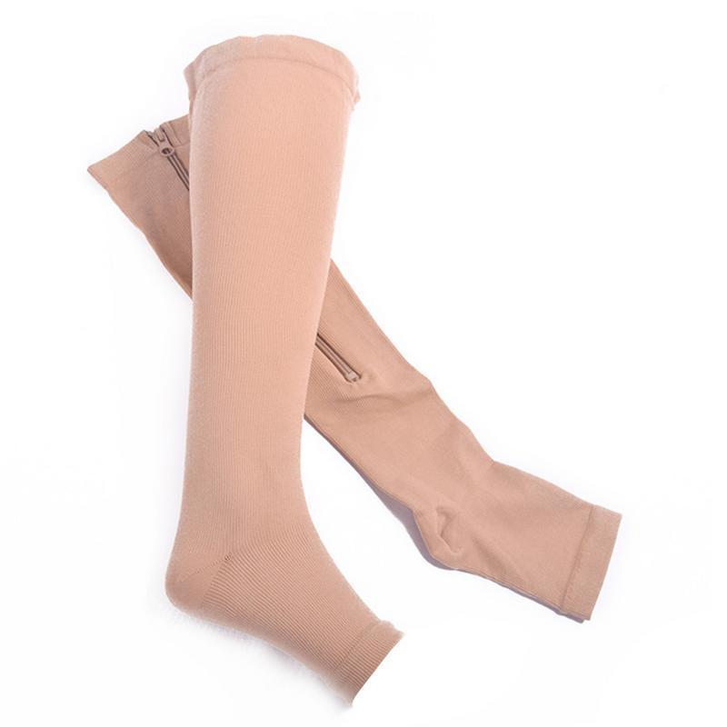 Functional Compression Slim Sleeping Beauty Leg Shapper Socks Prevent Varicose Veins Socks - SSStyleN.com