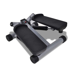 Indoor Running Training Mute stepper home swing weight loss mini multi-function hydraulic fitness equipment foot massage - SSStyleN.com