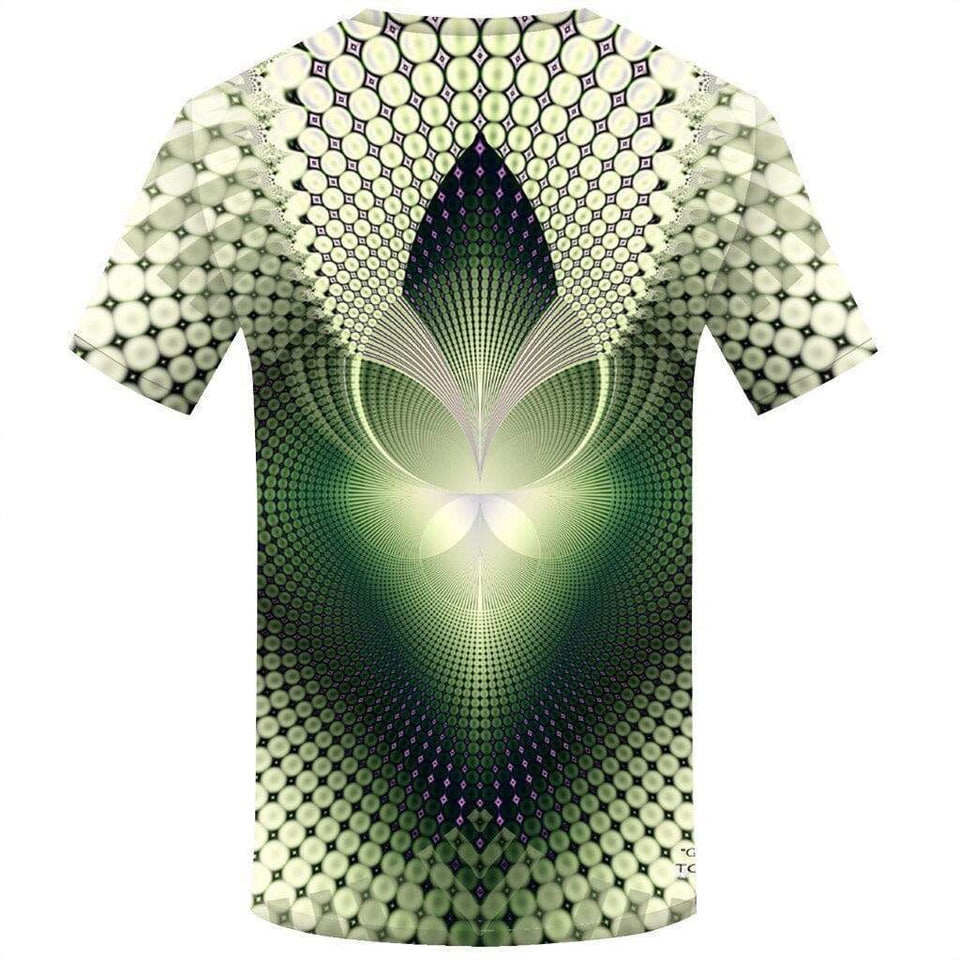 Round Neck New Design Unisex 3D Printing Musical Short Sleeve Shirt Top Streetwear Top clothing T-shirt Leisure - SSStyleN.com