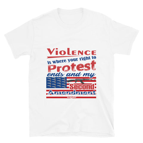 Protest-Tee Shirt-Freedom Wear 1776