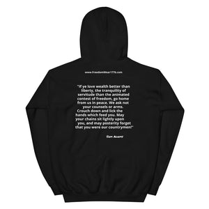 I Do Not Consent V2 Hoodie-Hoodie-Freedom Wear 1776