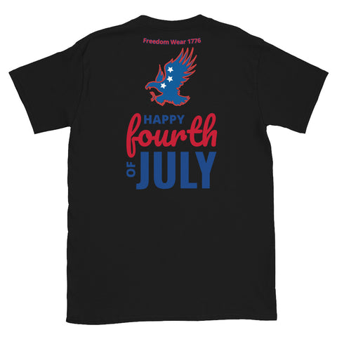 Image of Product Freedom Tee Shirt-Tee Shirt-Freedom Wear 1776