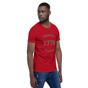 Authentic 1776 Tee Shirt-Tee Shirt-Freedom Wear 1776