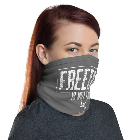 Freedom Is Not Free-Neck Scarf-Freedom Wear 1776
