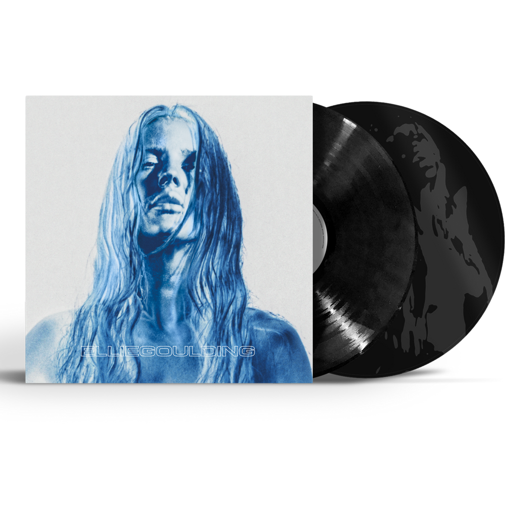 'BRIGHTEST BLUE' STANDARD 2LP-Ellie Goulding