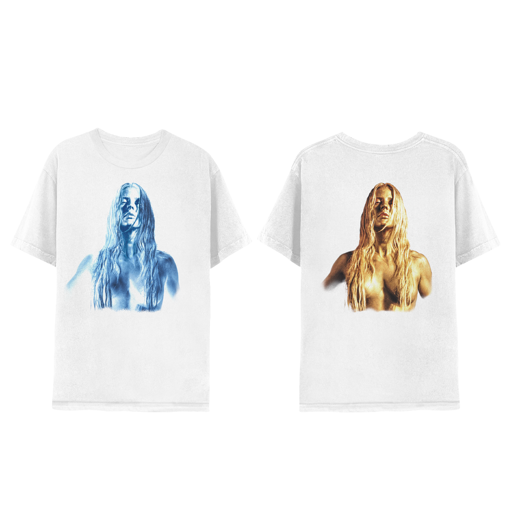 HOT & COLD T-SHIRT-Ellie Goulding