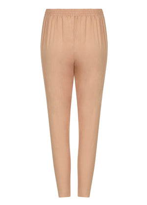 Gold Button Trousers Ginger