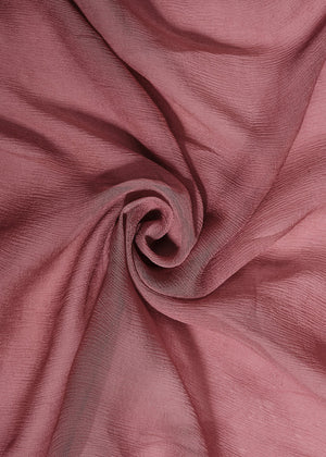 Tea Rose Chiffon Silk Hijab