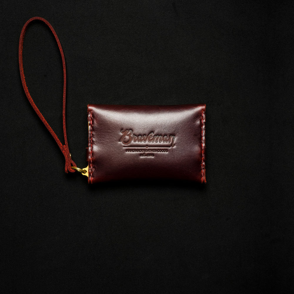 + Carteira Single Pocket BLOODY MARY - BRAVEMAN LEATHER GOODS