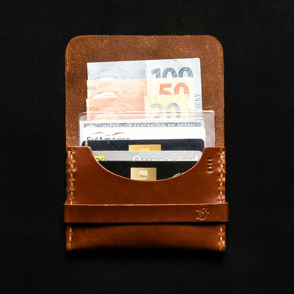 Single Pocket Wallet T-BROWN II