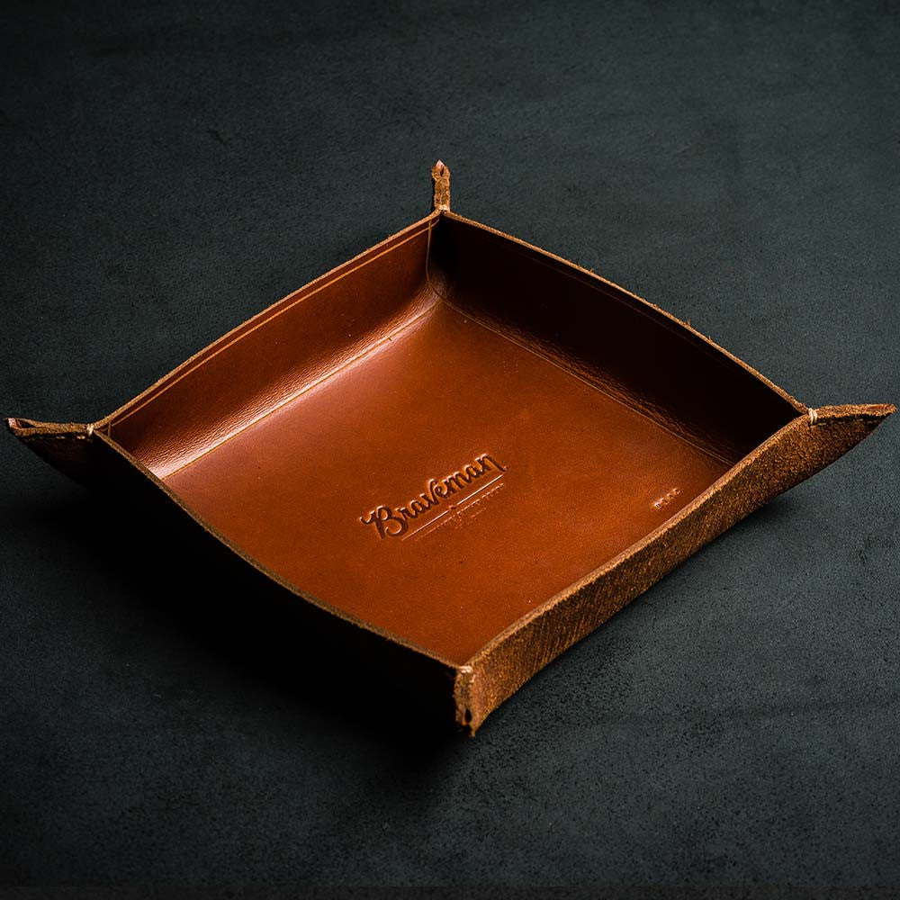 Pack - T-BROWN II - BRAVEMAN LEATHER GOODS