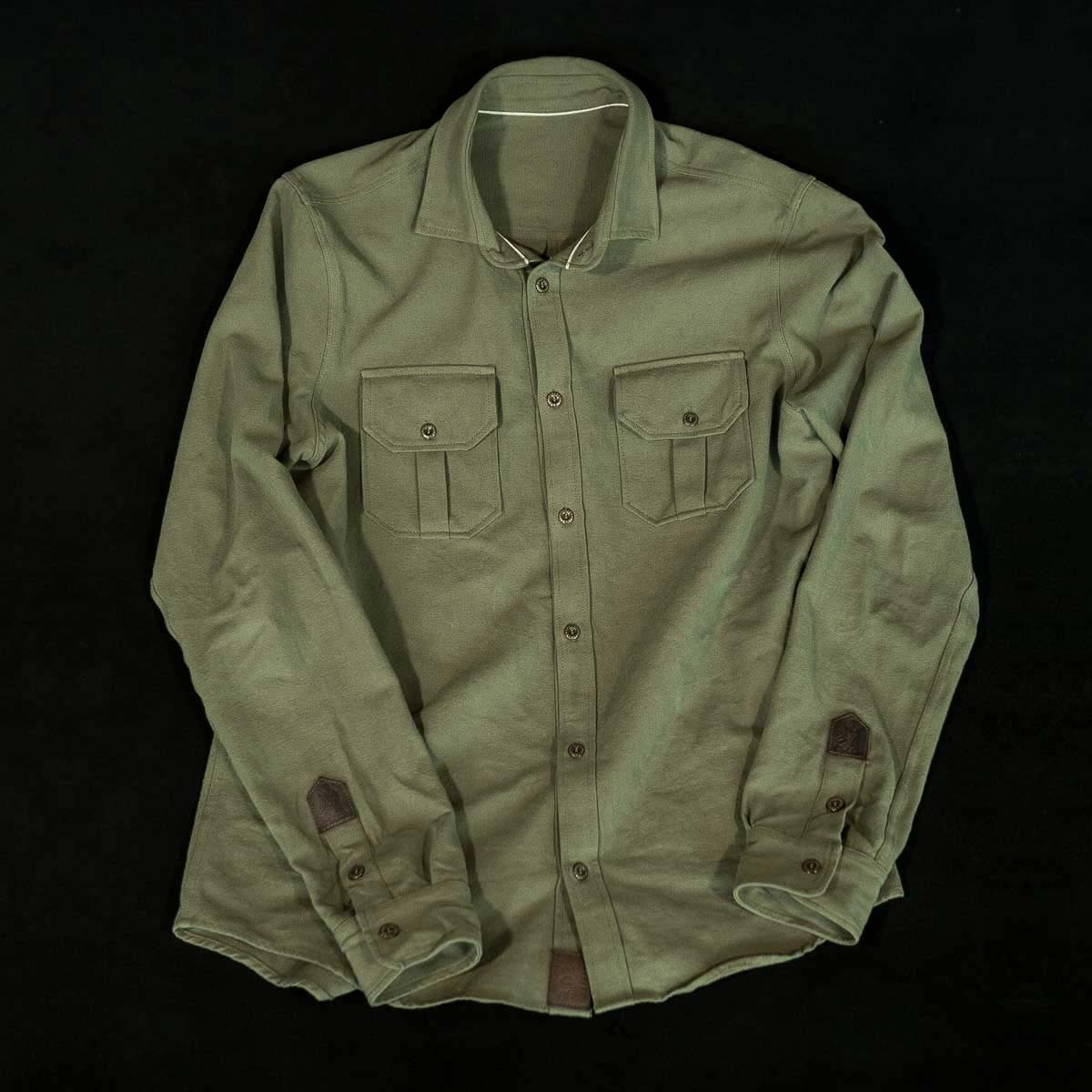 + Camisa OLD INDIAN - BRUMA x BRAVEMAN - BRAVEMAN LEATHER GOODS