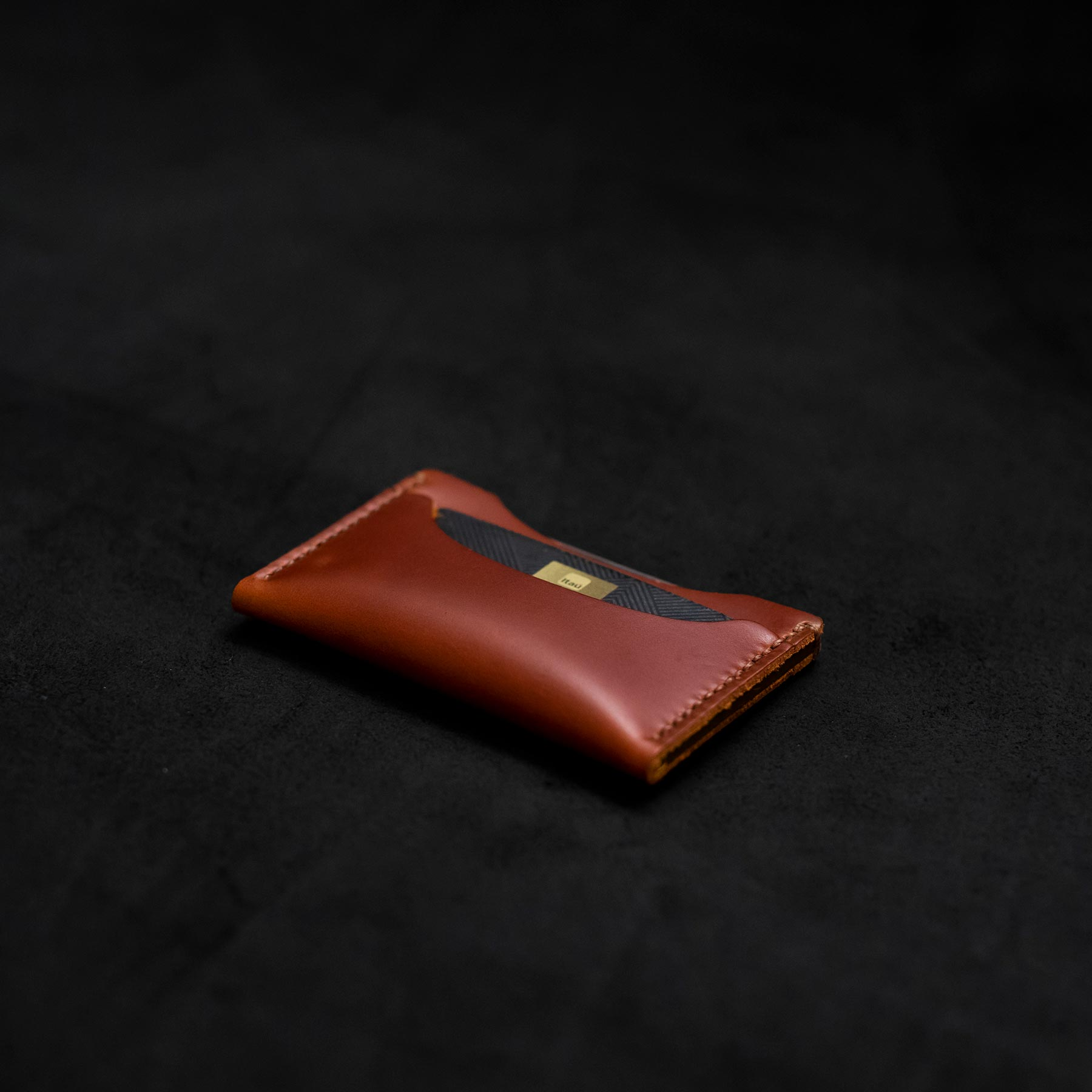 Carteira Card Holder T-BROWN