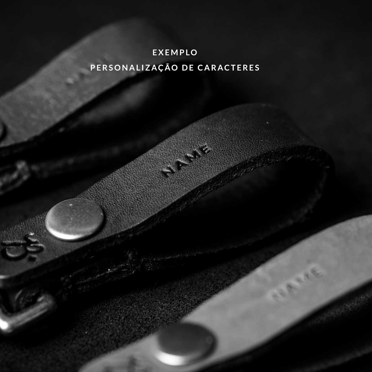 Chaveiro - BELT HOOK JUMBO - BRAVEMAN LEATHER GOODS