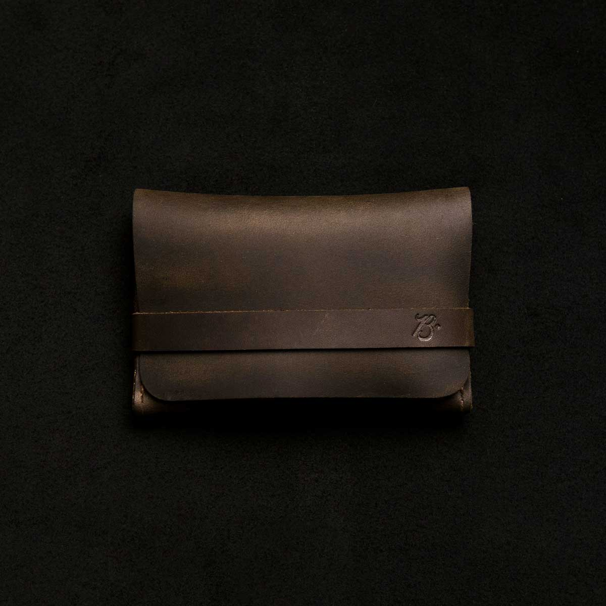 + Carteira Single Pocket OLD INDIAN - BRAVEMAN LEATHER GOODS