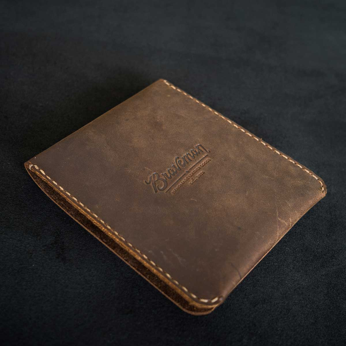 + Porta Documento em Couro - DOCUMENT LEATHER FOLDER - BRAVEMAN LEATHER GOODS