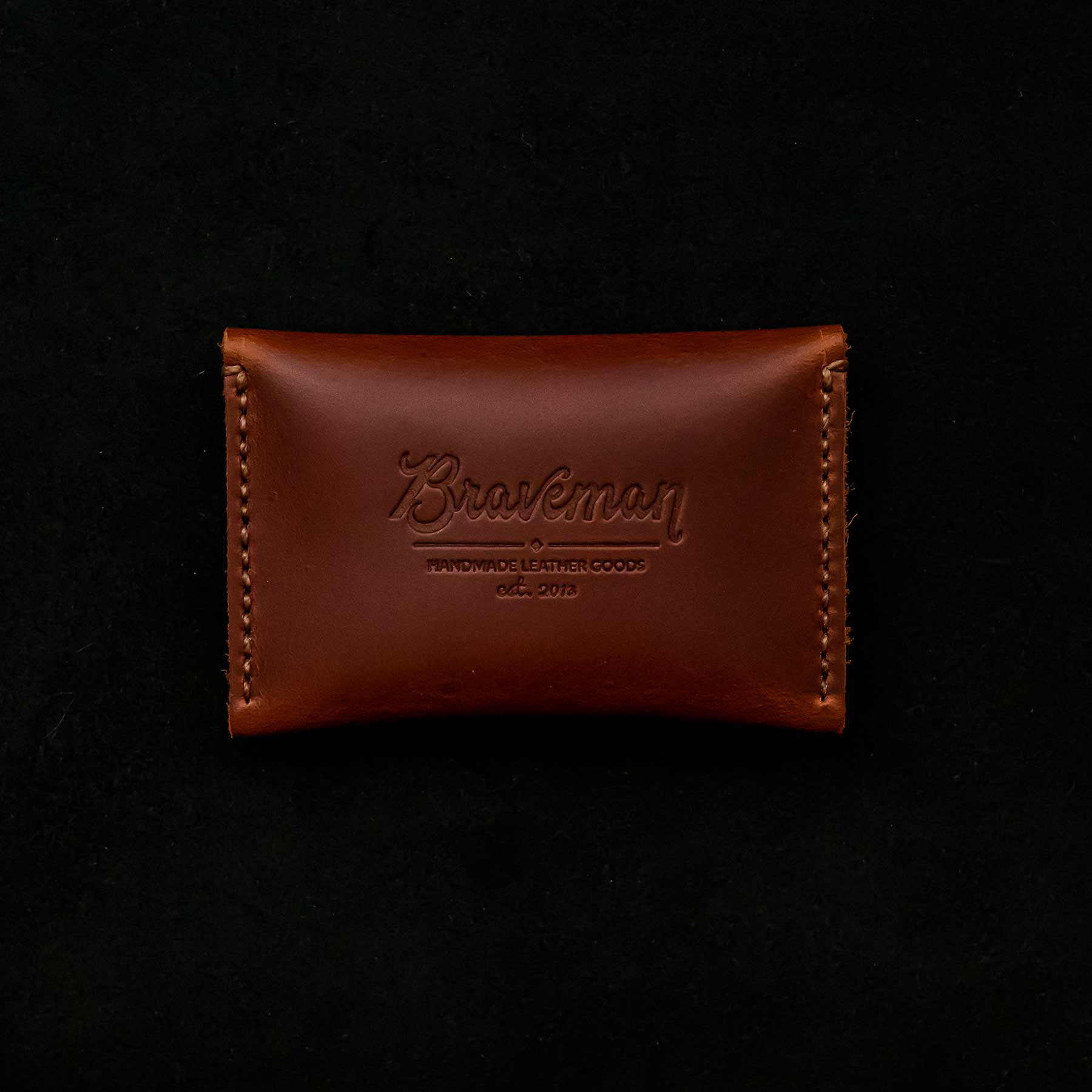Carteira Single Pocket Keeper T-BROWN