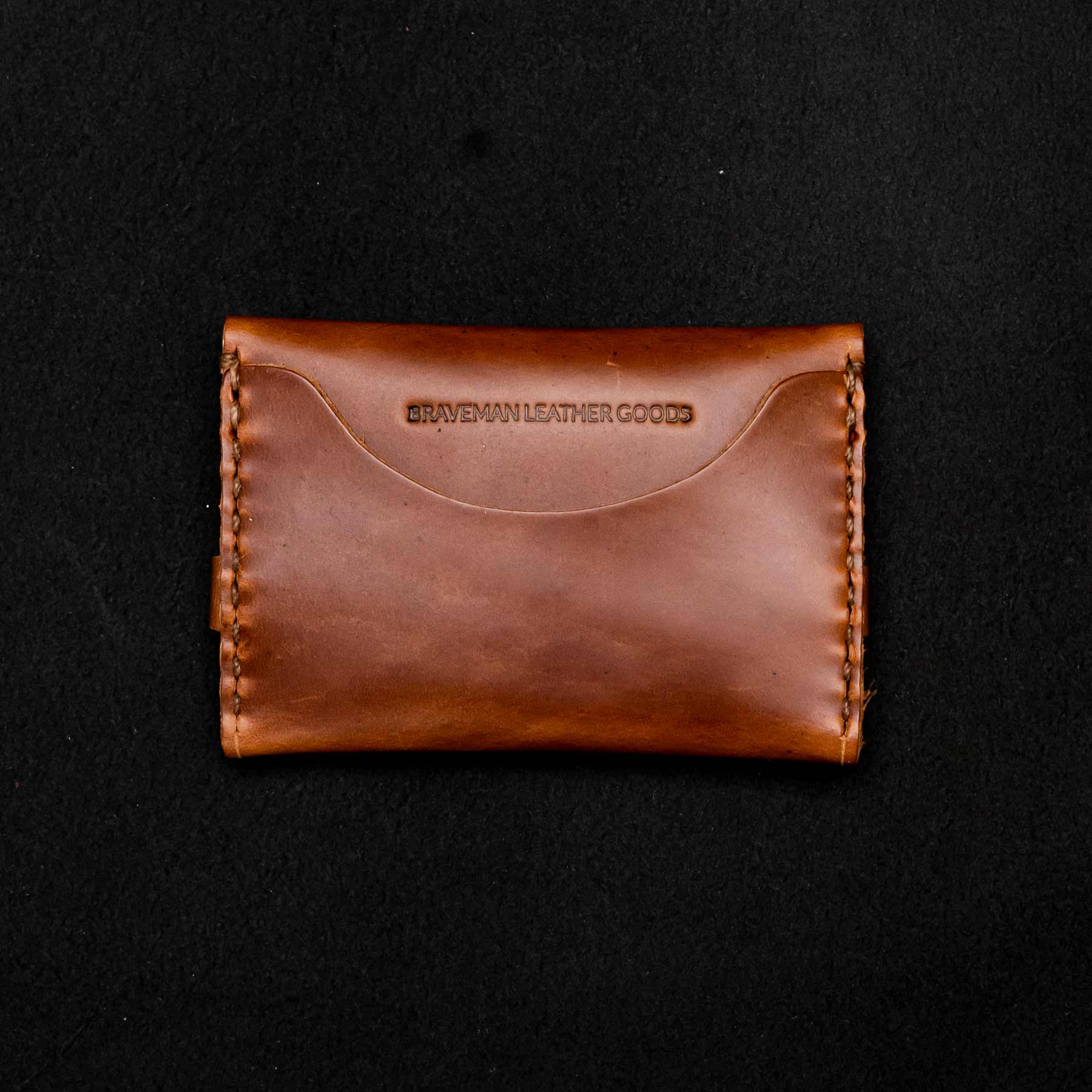 Carteira Double Pocket T-BROWN