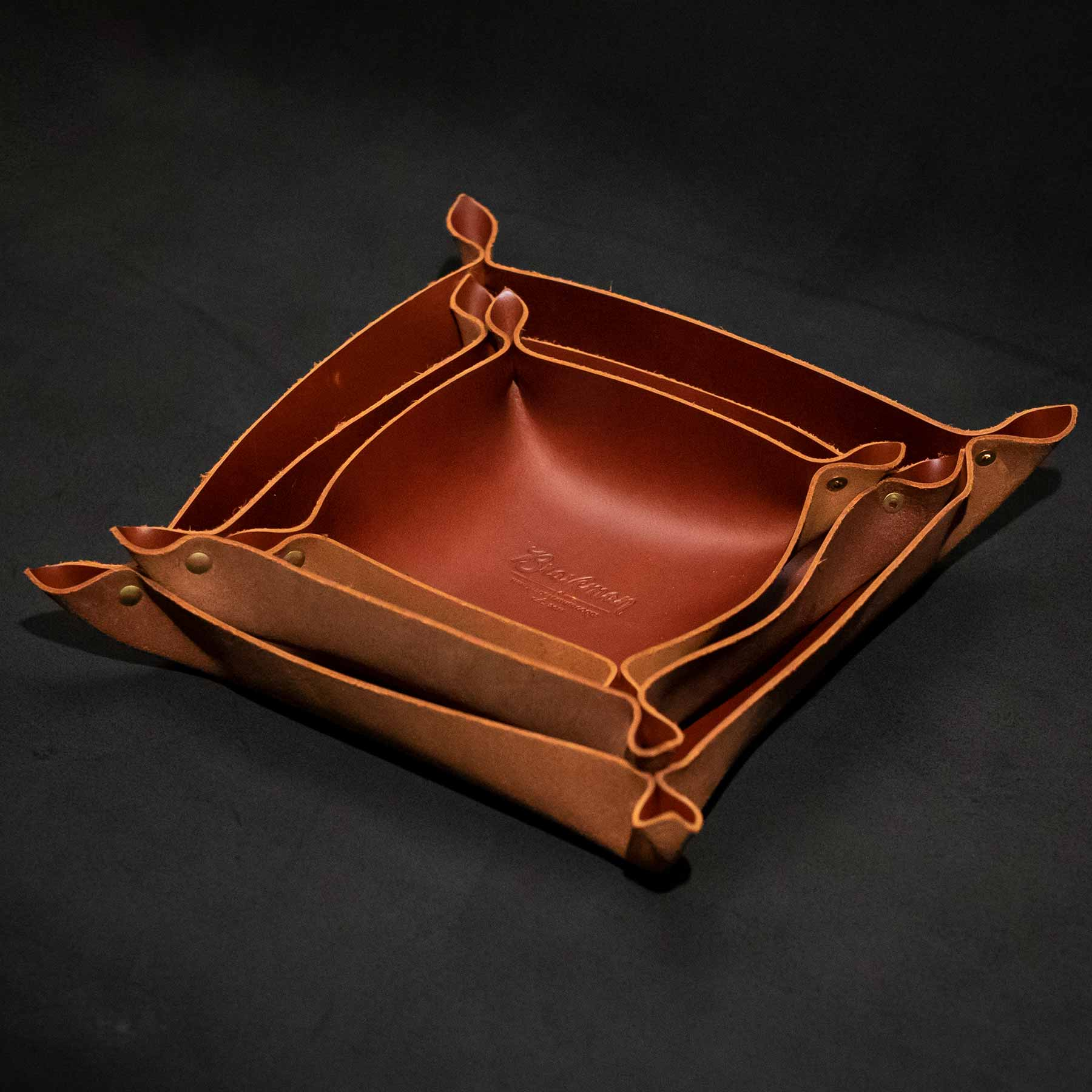 PACK EDC Table Tray - T-BROWN