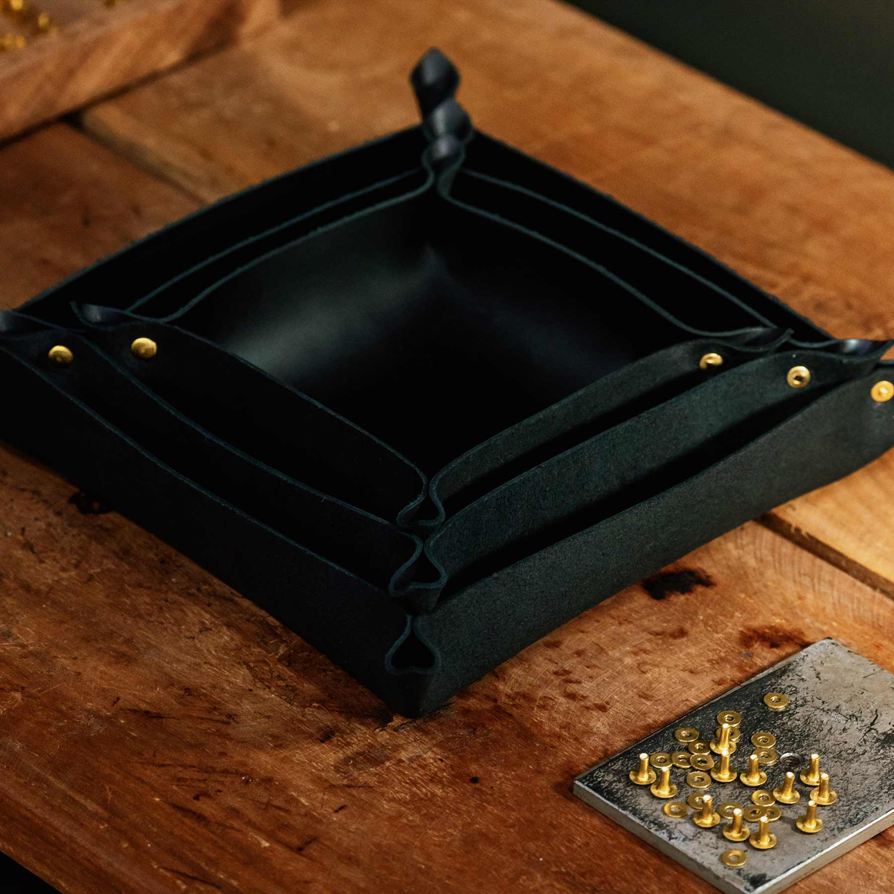 PACK EDC Table Tray - ALLBLACK