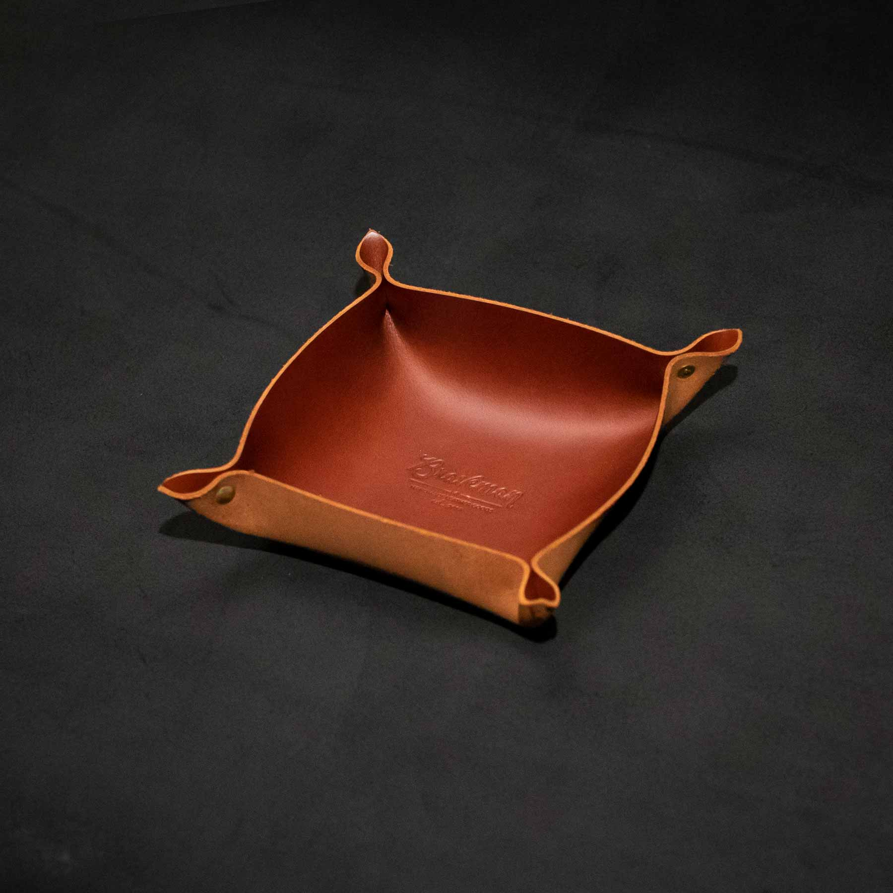 EDC Table Tray - T-BROWN - Pequeno
