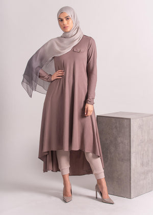 Mulberry Midi Iron Taupe