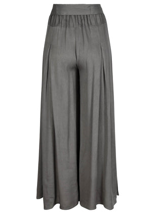Full Flare Trousers Vetiver