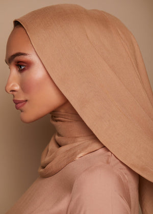 Ginger Root Modal Hijab