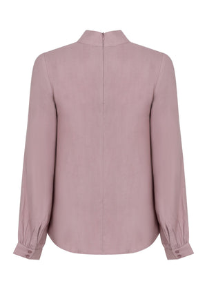 Pleat Top Pink