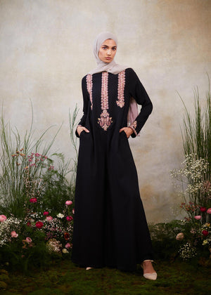 Saffron Jumpsuit Black