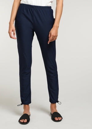 Toggle Pants Navy