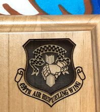 Load image into Gallery viewer, Air Force - Promotion Plaque - Pikes Peak Laser Creations
