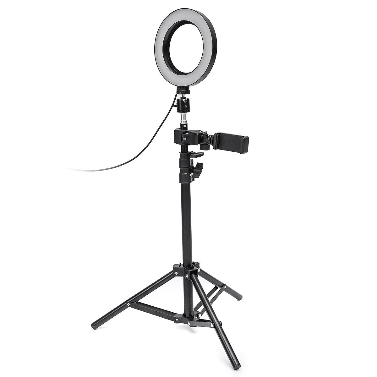 LichtStativ™ Selfie Ring Light with Tripod Stand