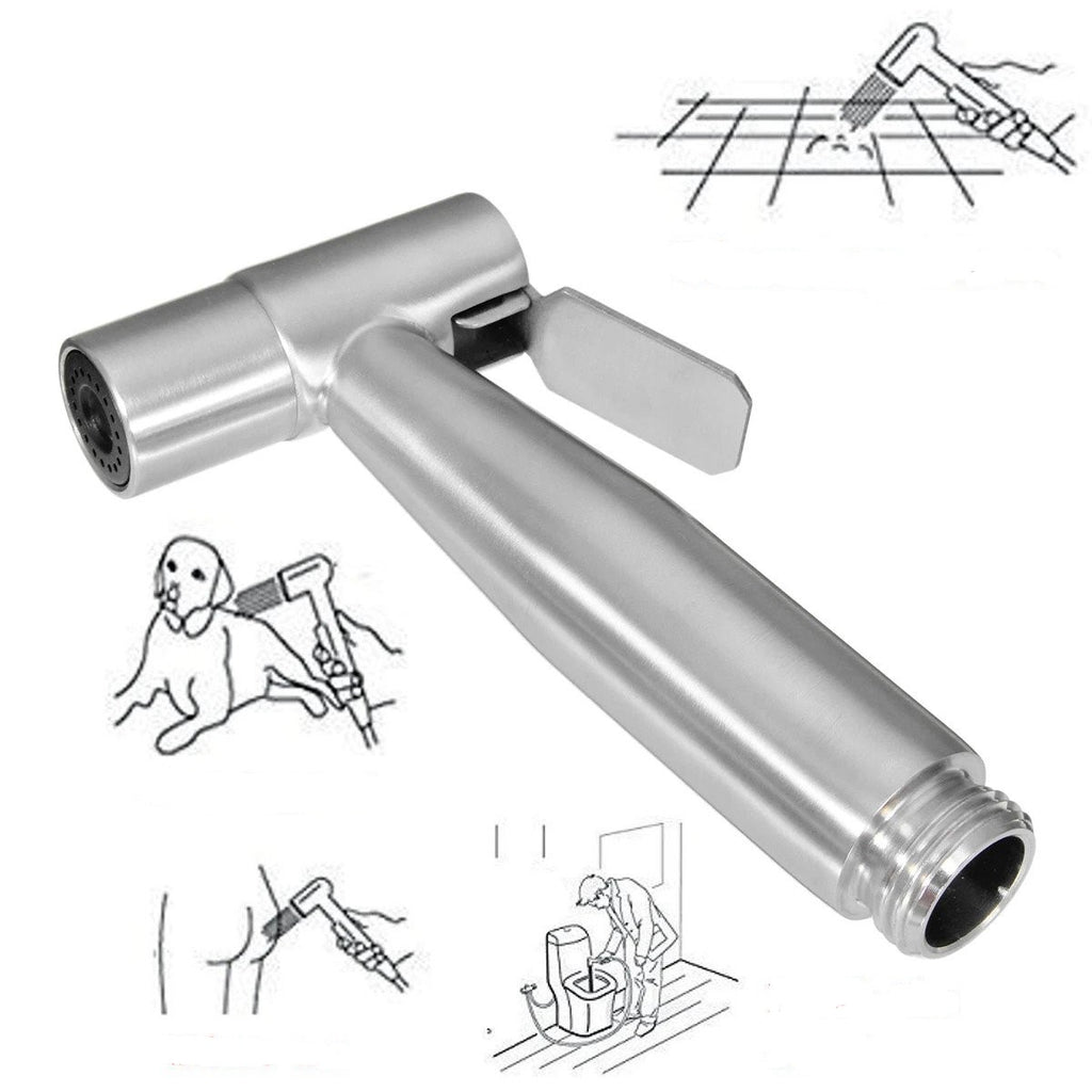 UBANO Toilet Bidet Stainless Steel Handheld Sprayer Head