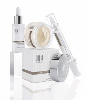 Dibi Milano Skin Care at Taper's Hairdressers